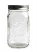 Ball Mason Jar | 32 oz (946 ml)