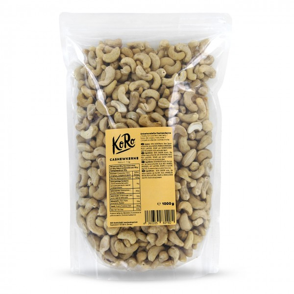 CASHEWKERNE HELL | 1 KG