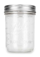 BALL MASON JAR 16 OZ (473 ML)