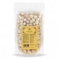 Whole raw unroasted macadamia nuts | 500 g