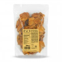 Organic dried jackfruit without additives | 500 g